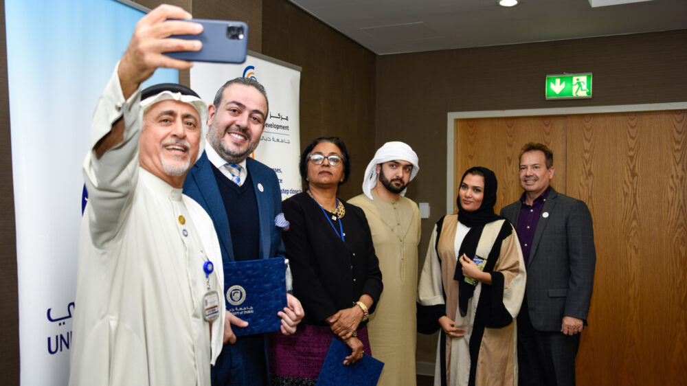 Manchester Academy and University of Dubai Launched the Professional Diploma in Cyber Security
